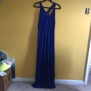 Long express dress